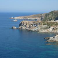 Séjour du CODEP18 en Corse du Sud : PORTO - CALVI, le vendredi 27 septembre (matin)