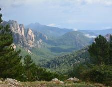 Séjour du CODEP18 en Corse du Sud : Porto Vecchio – Aiguilles de Bavella – Zonza, le lundi 23 septembre 2019 (matin)