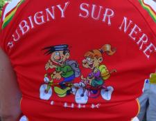 """7éme Randonnée """"Seniors"""" à AUBIGNY sur Nére, jeudi 17 mai 2018"""