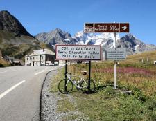 Voyage itinérant : Vierzon – Col du Lautaret (05) pour 3 «Cyclot'ines» Vierzonnaises