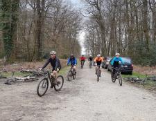 26éme Randonnée VTT «La Barangeonne» à Bourgneuf, dimanche 31 mars 2019