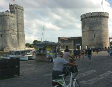 Voyage itinérant féminines Amboise/La Rochelle du 11 au 14/09/2018