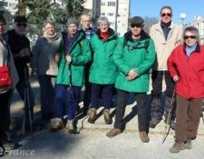 LE DEFI REUSSI de Patrick COCU, PRESIDENT des CYCLOTOURISTES VIERZONNAIS