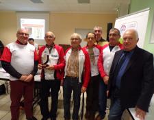 Assemblée générale du CODEP18 à DUN sur Auron, le samedi 23 novembre 2019