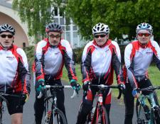 """3ème randonnée """"Seniors"""" du CE MBDA BOURGES Cyclo, aux MILLAINS, le jeudi 15 juin"""