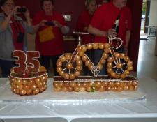 Formidable succès au challenge du Centre du Cyclo Club de Sainte-Solange