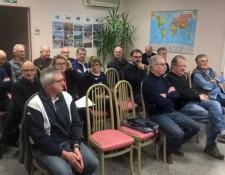 Assemblée Générale 2018 du club CE MBDA Bourges Cyclo