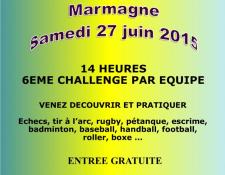 Challenge sport au féminin