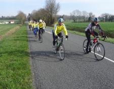 Ouverture de la saison Cyclotouristique 2017 à HENRICHEMONT