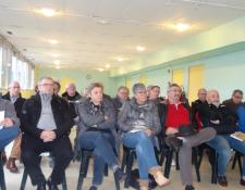 Daniel LOISEAU garde la présidence du Cyclo Club de TROUY