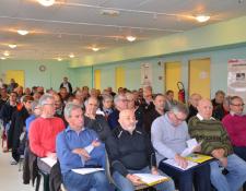 Assemblée générale du Comité du Cher de Cyclotourisme, le samedi 25 novembre à VILLABON