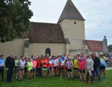 L'Amicale Cyclo du Châtelet en Berry a accueilli les cyclotouristes de la région Centre Val de Loire
