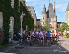 Challenge du Centre à Aubigny sur Nère les 03 et 04 Septembre 2016