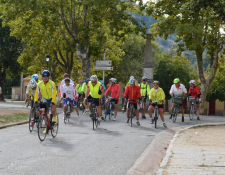 Séjour du CODEP18 en Haute-CORSE, 3ème jour : PORTO – CASAMACIOLLI – CORTE, le lundi 25 septembre 2017