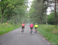Randonnée/concentration du S.C Saint-Amandois Cyclotourisme, dimanche 08 juillet 2018