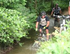 """La météo a contrarié la """"Ronde des côteaux"""" organisée le dimanche 19 mai par Saint-Doulchard Cyclotourisme!"""