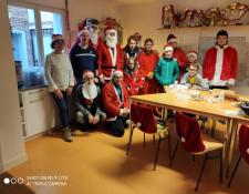 Saint-Doulchard Cyclotourisme : La balade des pères Noël