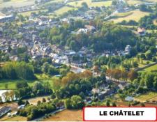 """19 ème randonnée Concentration des """"circuits Castellois"""" au CHATELET en BERRY,  jeudi 10 mai 2018"""