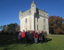 Participation du CODEP18 à la journée « Souvenir Patrick PLAINE » à MONTENDRE  (17), le lundi 27 novembre 2017