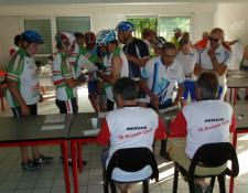 """Bilan de la randonnée """"Seniors"""" organisée par le CE MBDA BOURGES jeudi 15 juin"""