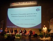Premiers échos de l'assemblée générale de la fédération à BOULAZAC (24)