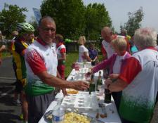 Bilan du 70ème anniversaire des Cyclotouristes Vierzonnais :