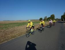 Bilan de la concentration d'automnedu Cyclo Club d'ORVAL le 14 octobre 2018