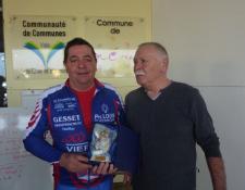 La randonnée VTT d'Automne de l'U.S Méreau Vélo couronnée de succès