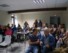 Réunion «Santé-Sécurité» à Baugy