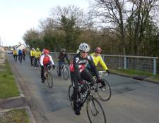 Les cyclotouristes Dolchardiens prêts pour la saison 2019
