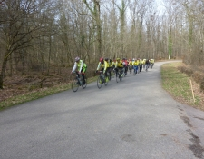 Bilan de participation au B.R.M. 200 km à Saint-Doulchard