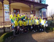 Saint-Doulchard Cyclotourisme:  La saison 2020 officiellement lancée