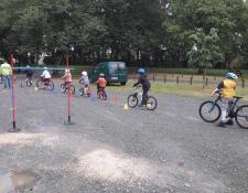 C'était la fête du vélo à Aubigny sur Nère