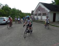 Randonnée Seniors du club «CE MBDA BOURGES Cyclo», Jeudi 13 juin 2019