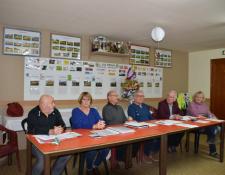 Assemblée générale du Cyclo Club de TROUY – Samedi 05 janvier 2019