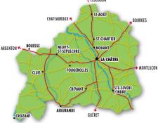 Challenge du Centre à La Châtre (36), le dimanche 07 juillet 2019