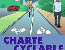 La Charte cyclable 2019 : pour des aménagements durables