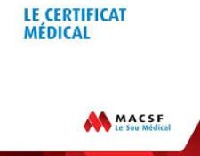 Certificat Medical Duree De La Validite Comite Departemental