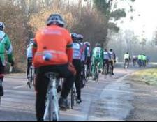 Randonnée Cyclo de la Mouline à Bourgneuf le 11 Septembre 2016