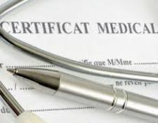 Informations sur les  licences 2018 et sur le certificat médical