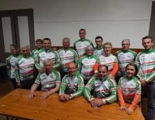 L'A.S BAUGY Cyclotourisme en week-end dans le Cantal Méridional