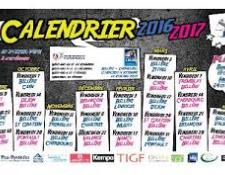 CALENDRIER PREVISIONNEL DES MANIFESTATIONS 2017