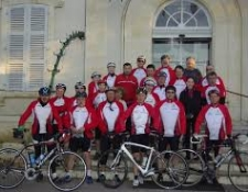Olivier DELANGE nouveau président des Cyclotouristes Dunois