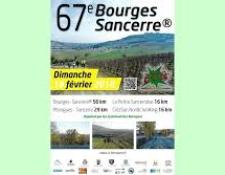 67ème BOURGES-SANCERRE le DIMANCHE 18 FEVRIER 2018