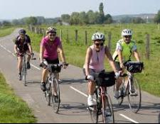 Venez découvrir et pratiquer le Cyclotourisme dans l'un des 26 clubs du Cher