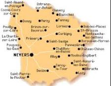 Calendrier des manifestations 2019 de la Nièvre
