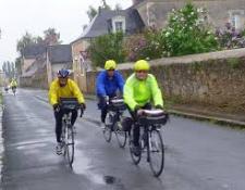Bilan de la participation au brevet des 200 km de SAINT-DOULCHARD Cyclotourisme :