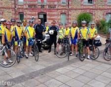 Séjour : SAINT-DOULCHARD Cyclotourisme en BRETAGNE