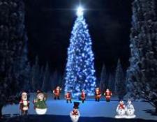 MARCHE «Randonnée des Sapins de Noël» à JOUET sur l'Aubois (L'après midi)