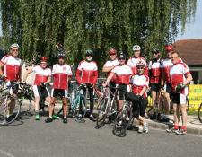 """Bilan de la randonnée du """"40ème anniversaire"""" des Cyclotouristes Dunois, dimanche 26/05/2019"""